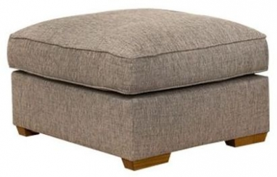 Buoyant Chicago Fabric Footstool