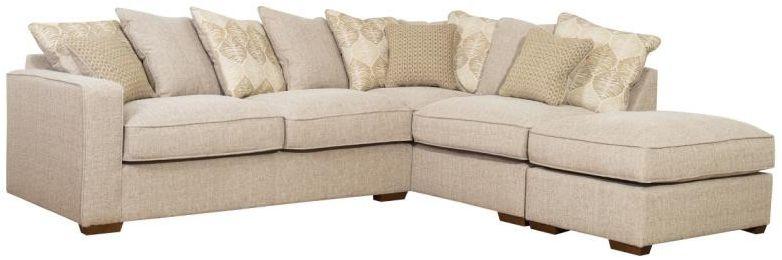 Buoyant Chicago Fabric Corner Sofa