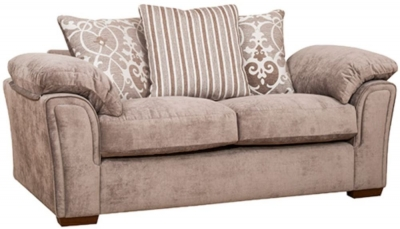 Buoyant Clifton 2 Seater Fabric Sofa