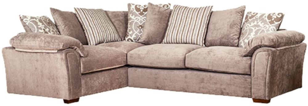 Buoyant Clifton Fabric Corner Sofa