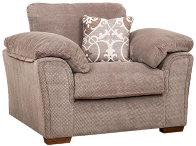 Buoyant Clifton Fabric Armchair