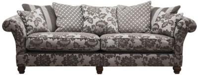 Buoyant Constable 4 Seater Fabric Modular Sofa