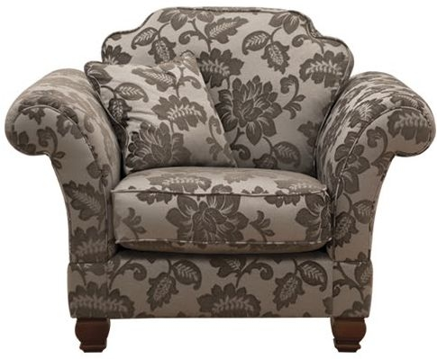 Buoyant Constable Fabric Armchair