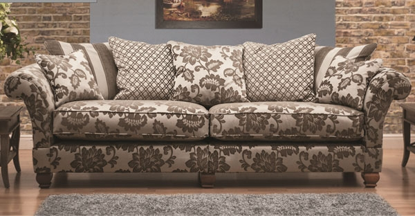 Buoyant Constable Fabric Sofas