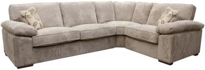 Buoyant Dexter Fabric Corner Sofa