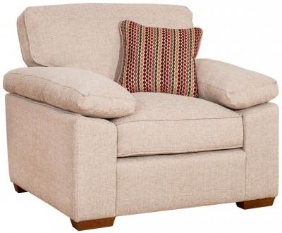 Buoyant Dexter Fabric Armchair