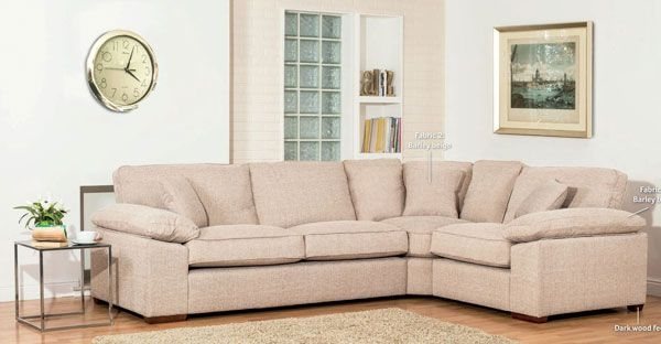 Buoyant Dexter Fabric Sofas