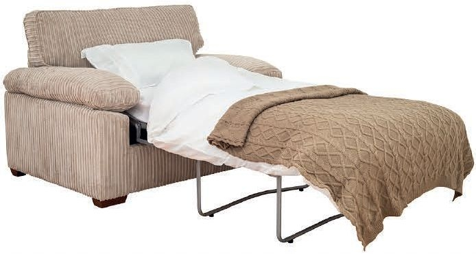 Buoyant Dexter Fabric Chair Bed