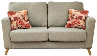 Buoyant Dorset 2 Seater Fabric Sofa