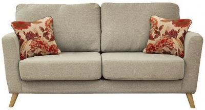 Buoyant Dorset 3 Seater Fabric Sofa