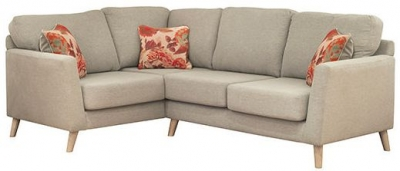 Buoyant Dorset Fabric Corner Sofa