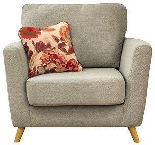 Buoyant Dorset Fabric Armchair