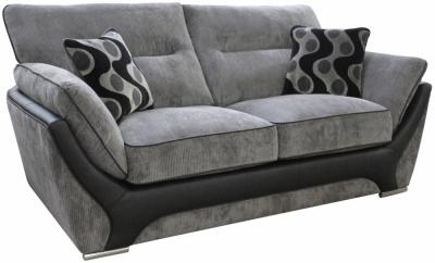 Buoyant Enzo 2 Seater Fabric Sofa