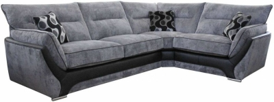 Buoyant Enzo Fabric Corner Sofa