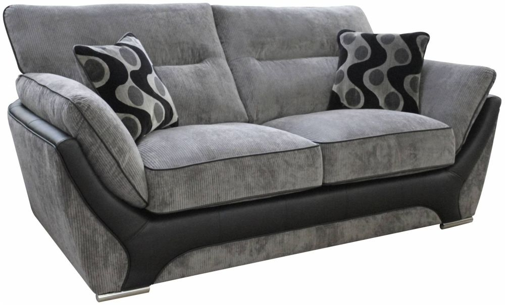 Buoyant Enzo 2 Seater Fabric Sofa