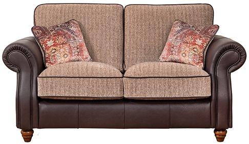 Buoyant Fabian Performance 3 Seater Leather Sofa
