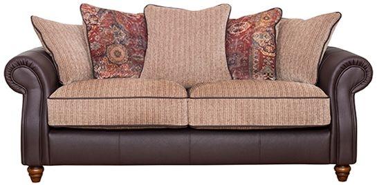 Buoyant Fabian Performance 4 Seater Leather Sofa