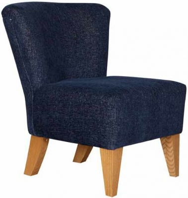 Buoyant George Fabric Accent Chair