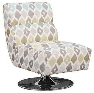 Buoyant Harris Swivel Fabric Chair
