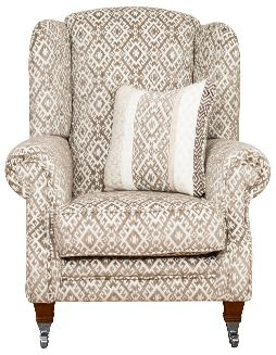 Buoyant Holthorpe Fabric Wing Chair