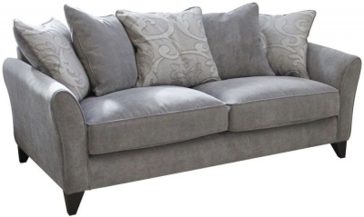 Buoyant Fairfield 4 Seater Fabric Sofa