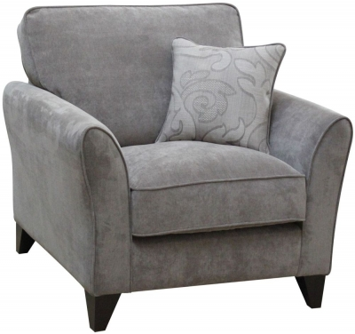 Buoyant Fairfield Fabric Armchair
