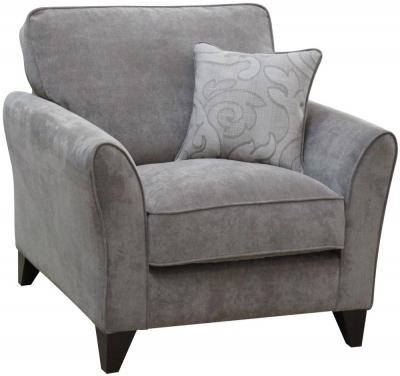 Buoyant Fairfield Fabric Armchair