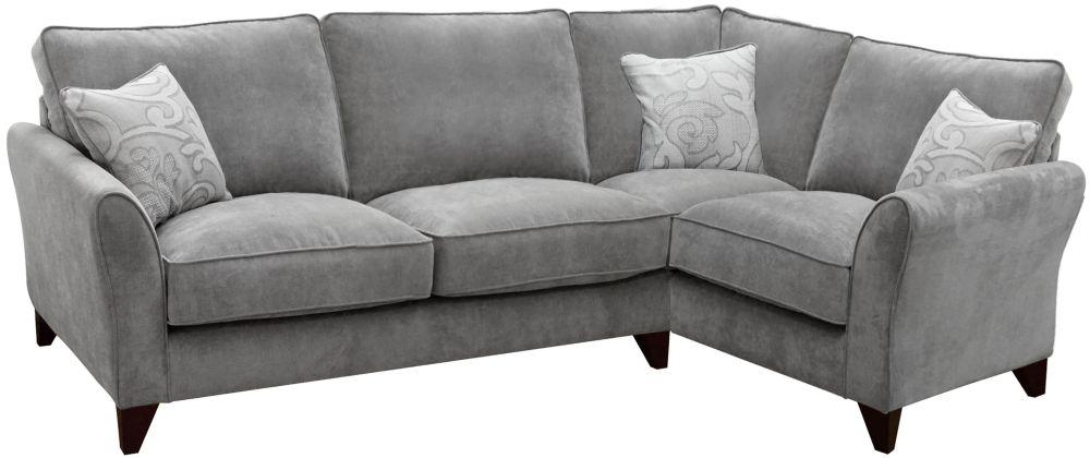 Buoyant Fairfield Fabric Corner Sofa