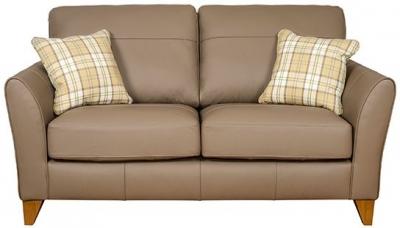 Buoyant Fairfield 3 Seater Leather Sofa
