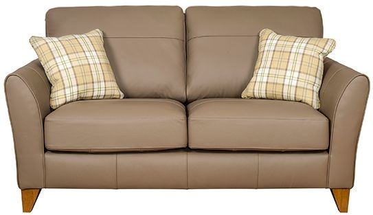 Buoyant Fairfield 2 Seater Leather Sofa