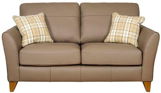 Buoyant Fairfield 2 Seater Leather Sofa