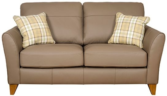 Buoyant Fairfield 3 Seater Leather Sofa