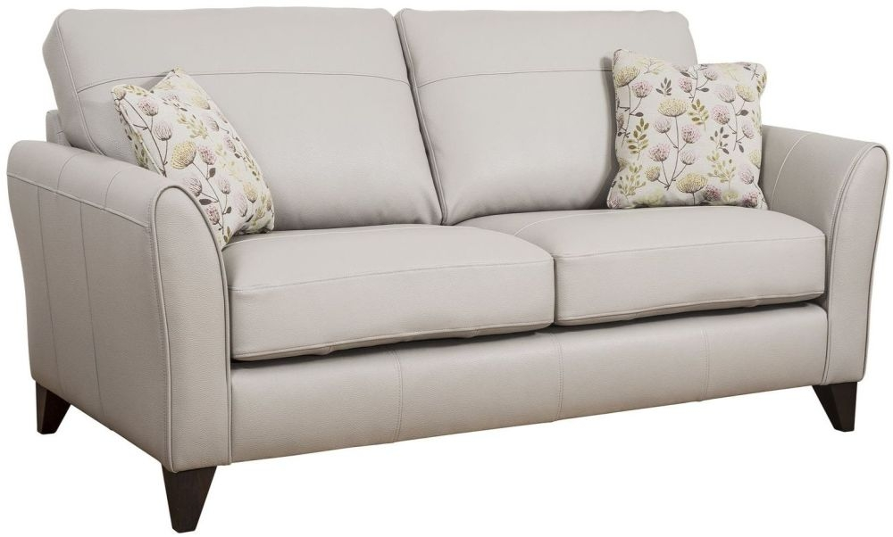 Buoyant Fairfield Performance 2 Seater Leather Sofa