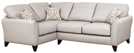 Buoyant Fairfield Performance Leather Conrner Sofa