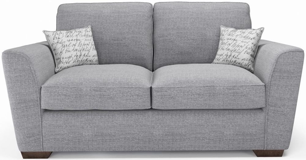 Grey Fabric Sofa Uk Brokeasshome Com