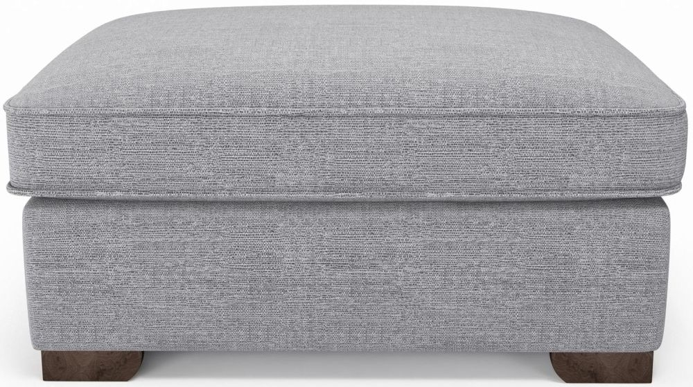 Buoyant Fantasia Fabric Footstool