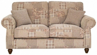 Buoyant Finley 3 Seater Fabric Sofa