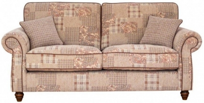 Buoyant Finley 4 Seater Fabric Sofa