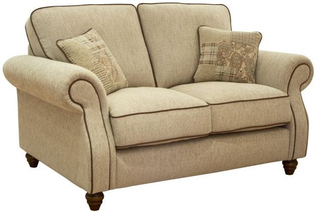 Buoyant Finley 2 Seater Fabric Sofa