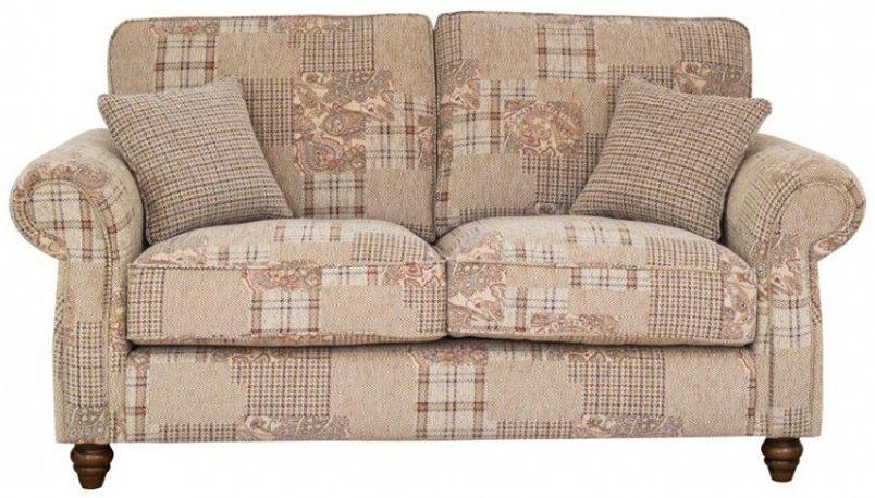 Buoyant Finley 3 Seater Fabric Sofa