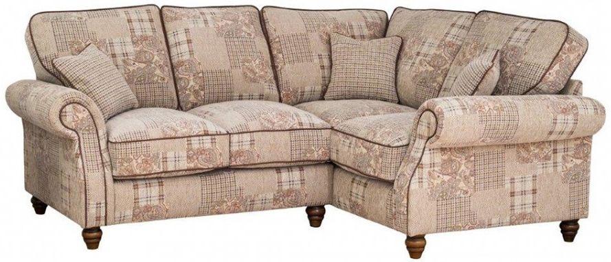 Buoyant Finley Fabric Corner Sofa