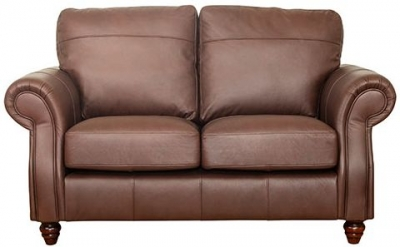 Buoyant Finley 2 Seater Leather Sofa