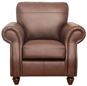Buoyant Finley Leather Armchair