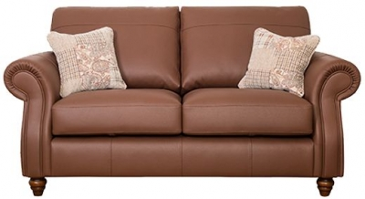 Buoyant Finley Performance 2 Seater Leather Sofa