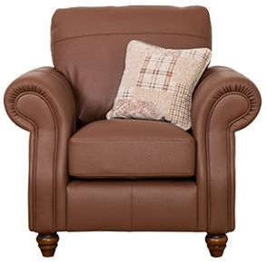 Buoyant Finley Performance Leather Armchair