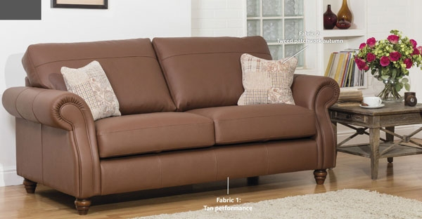 Buoyant Finley Performance Leather Sofas