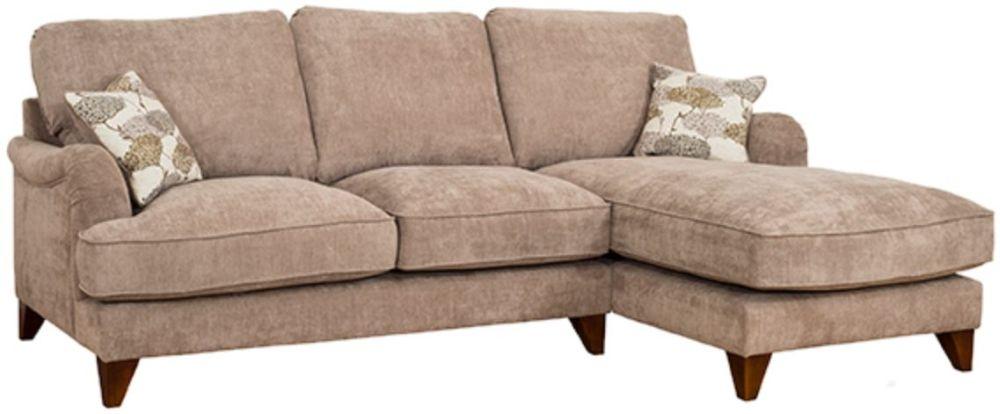 Buoyant Gatsby Fabric Corner Sofa - L2+RFC