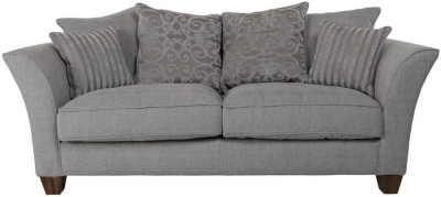Buoyant Harvard 4 Seater Fabric Modular Sofa