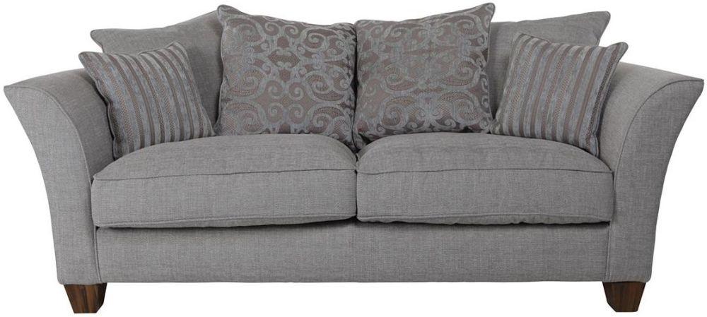 Buoyant Harvard 4 Seater Fabric Modular Sofa