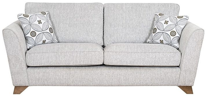 Buoyant Henderson 3 Seater Fabric Sofa